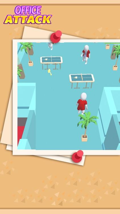 逃跑吧少年 机动战姬 手游 (Office Attack) screenshot-3