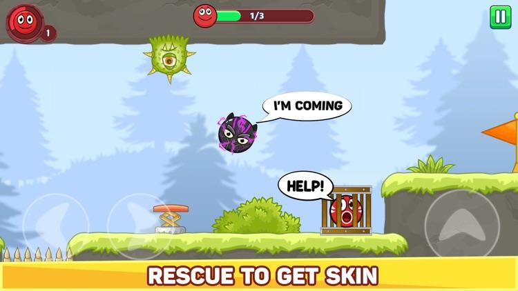 Bounce Ball 5 screenshot-4