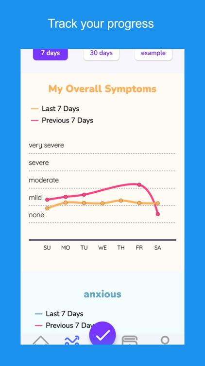 Cancer Symptom Tracker screenshot-3
