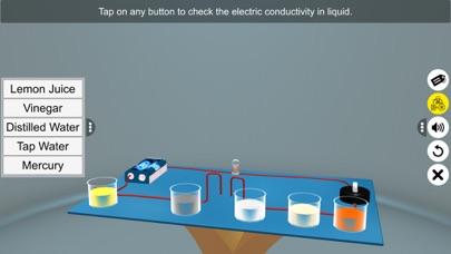 Electric Conduction in Liquids screenshot 4