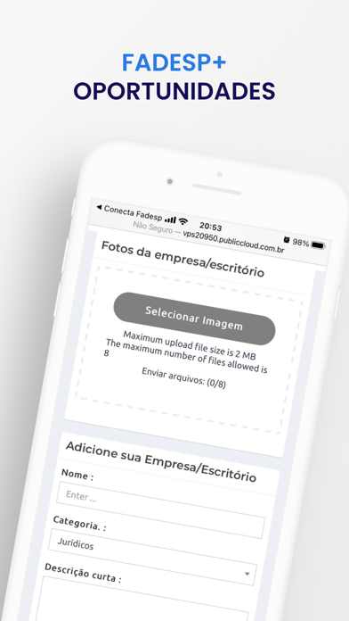 Conecta FADESP+ screenshot 6