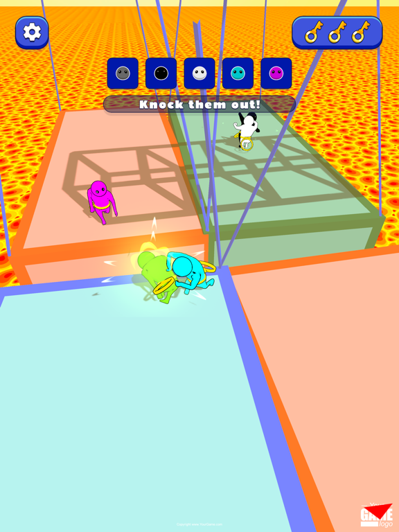 Monsters Gang ! screenshot 11