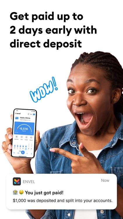 Envel - Mobile Banking screenshot-3