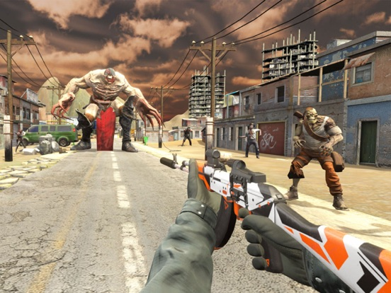 Army Of The Dead 3D- MMORPG screenshot 10