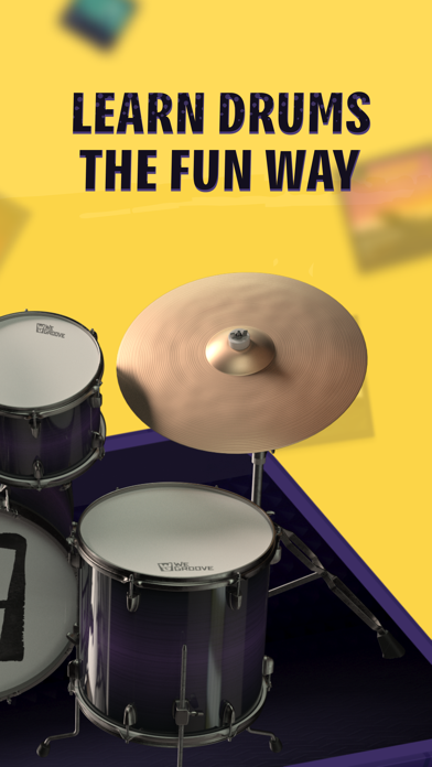 Drum is a game : WeGroove screenshot 2