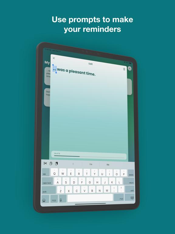 Pearl: Wellness Reminders screenshot 5