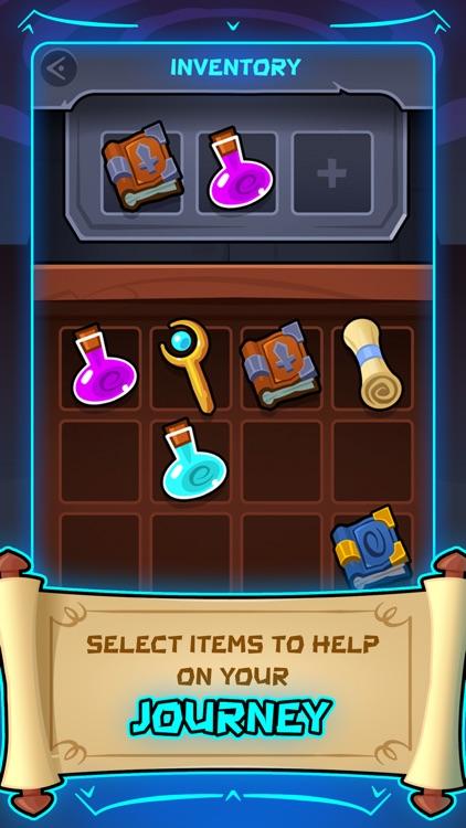 School of Magic Game screenshot-5