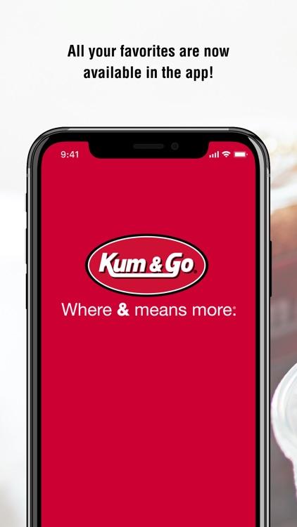 Kum & Go: Fuel Rewards, Food