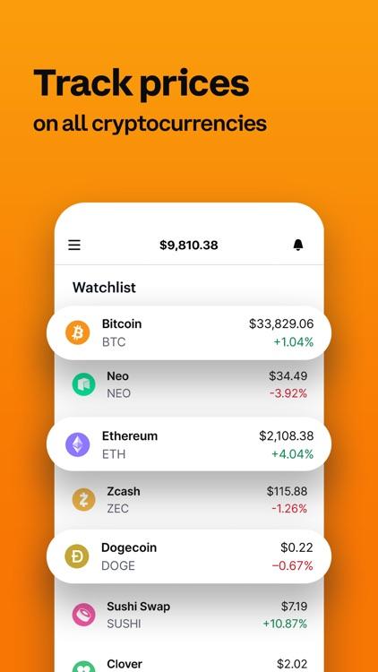 Coinbase – Buy & sell Bitcoin screenshot-3