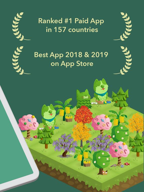 Forest - Your Focus Motivation iPad app afbeelding 2