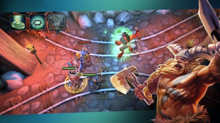 Heroes of Destiny: Fantasy RPG screenshot-6