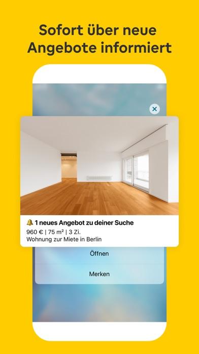 immowelt - ImmobiliensucheScreenshot von 4