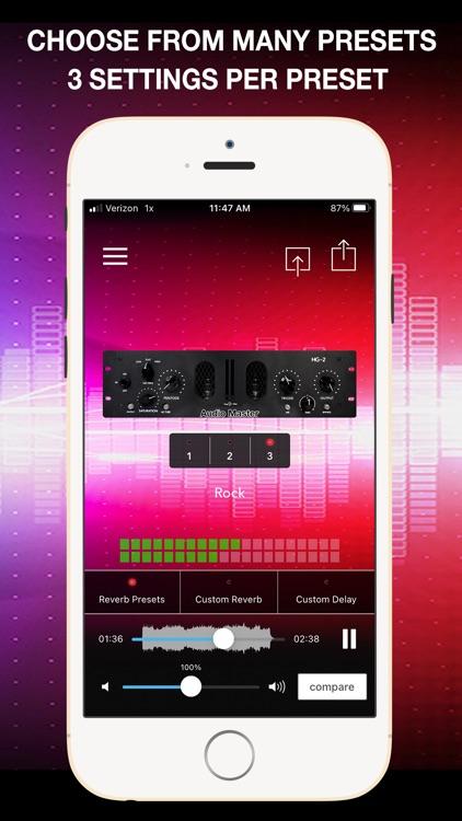 AudioMaster Pro: Mastering DAW screenshot-3