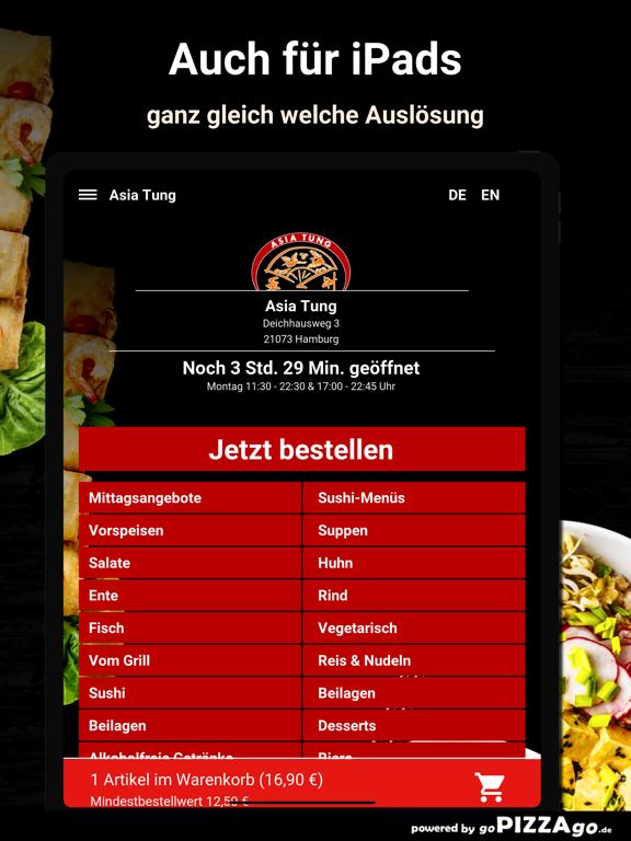 Asia Tung Hamburg screenshot 7