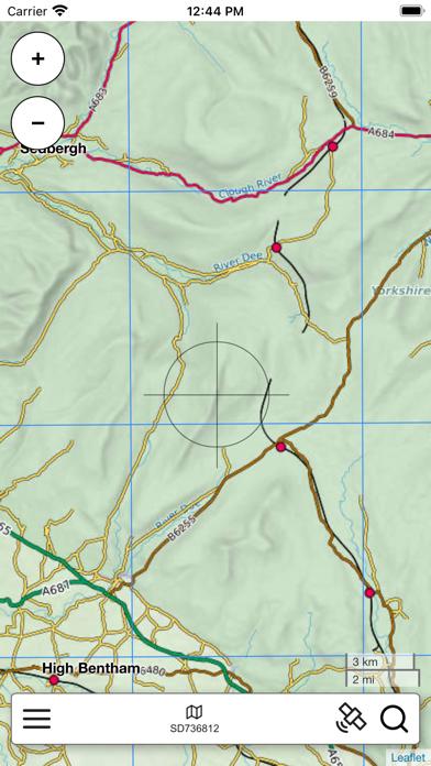 Yorkshire Dales Map Pro screenshot 4