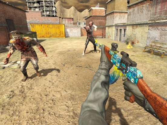 Army Of The Dead 3D- MMORPG screenshot 6