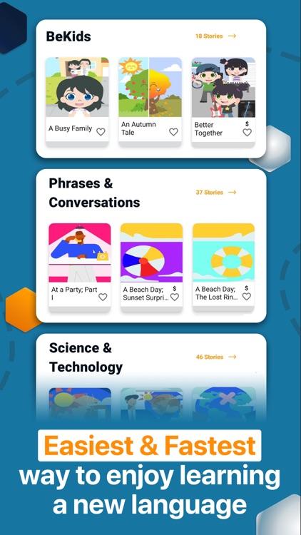 Beelinguapp - Learn Languages screenshot-5
