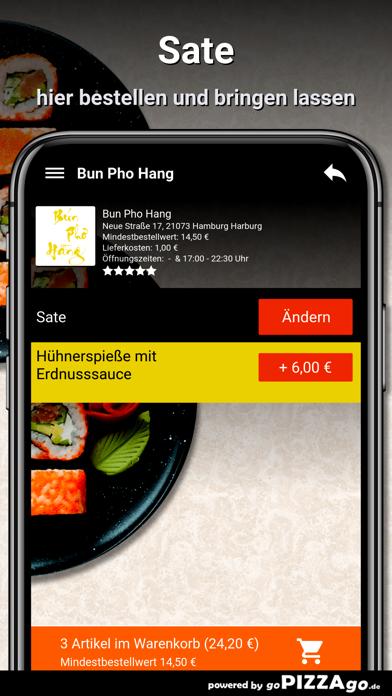 Bun Pho Hang Hamburg Harburg screenshot 5
