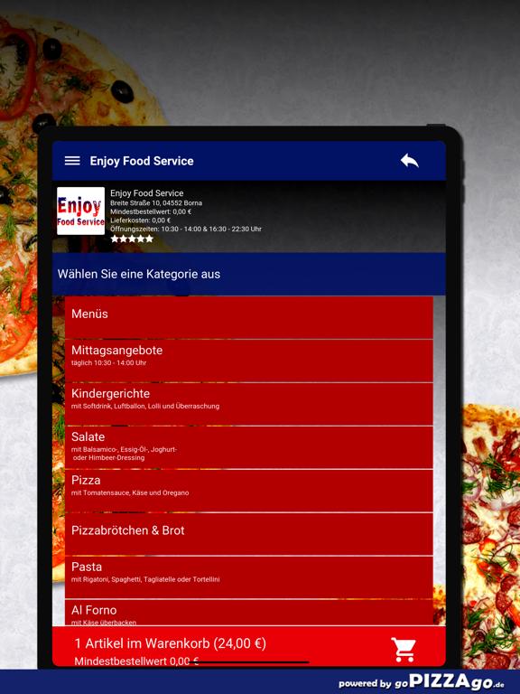 Enjoy Food Service Borna screenshot 8