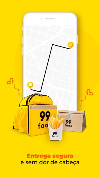 99 Food: Delivery de Comida screenshot-4