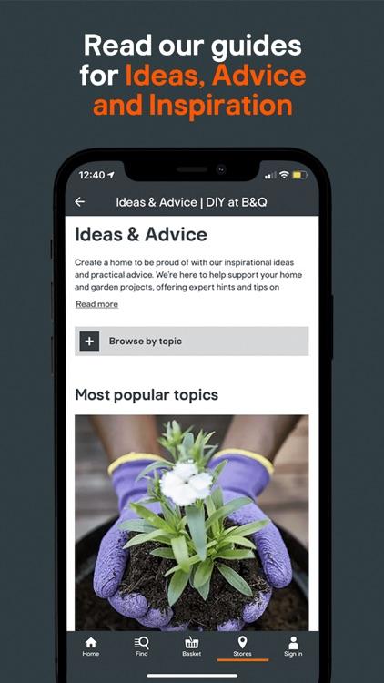 B&Q - Home & Garden DIY Tools screenshot-5