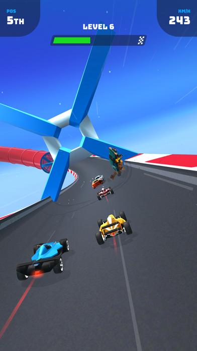 Race Master 3D - Car Racing screenshot 1