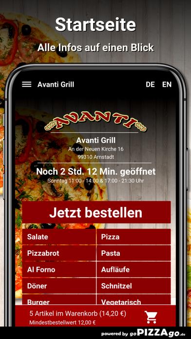 Avanti Grill Arnstadt screenshot 2