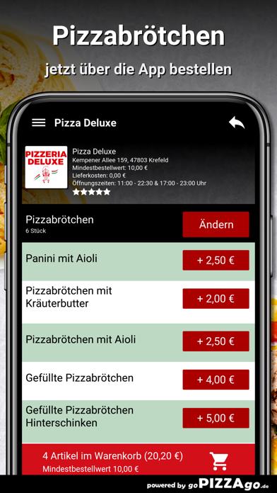 Pizza Deluxe Krefeld screenshot 5
