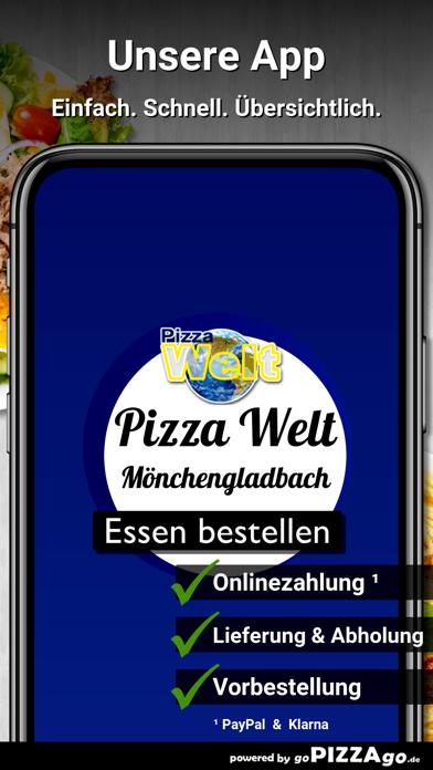 Pizza Welt Mönchengladbach screenshot 1