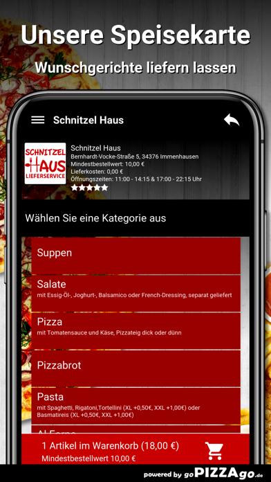Schnitzel Haus Immenhausen screenshot 4