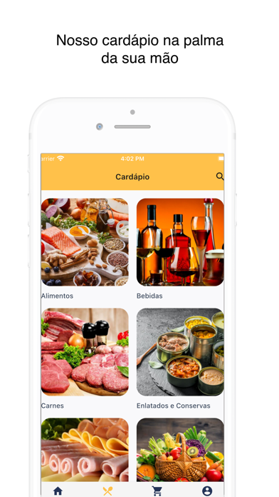 Seu Mercado Delivery screenshot 3