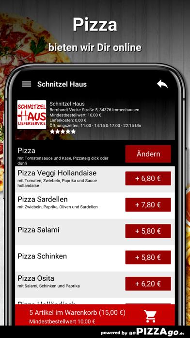 Schnitzel Haus Immenhausen screenshot 5