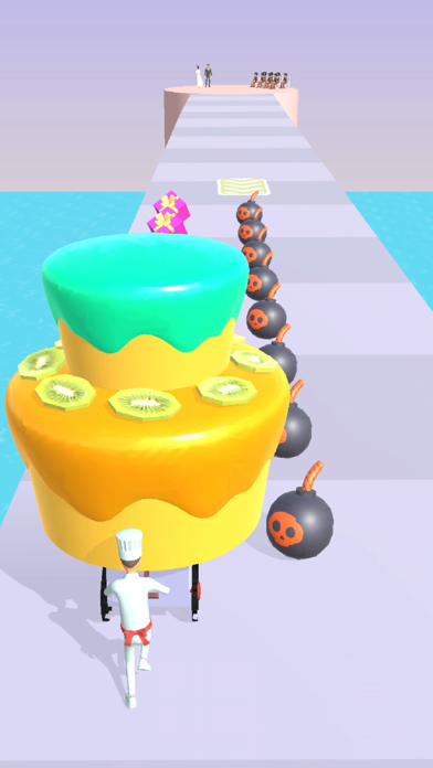Cake Run screenshot 4