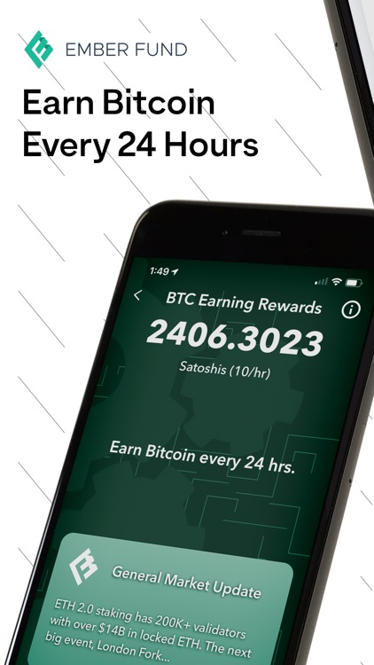 Ember Fund - Invest in Crypto screenshot-0