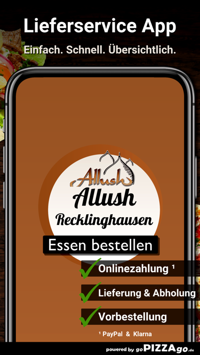 Allush Recklinghausen screenshot 1