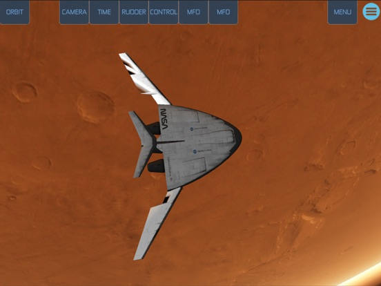Space Simulator iPad app afbeelding 5