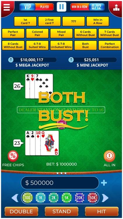 Blackjack King of Side Bets screenshot-5