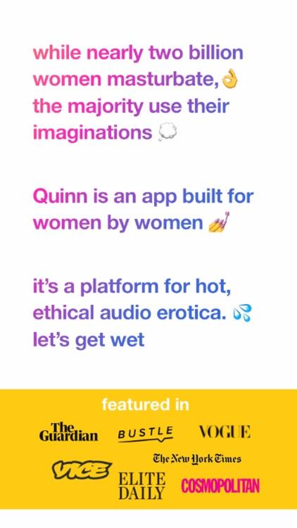 Quinn - Audio Erotica