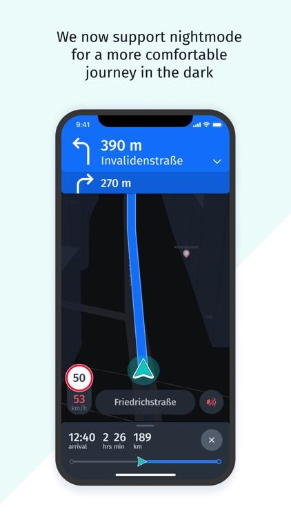 HERE WeGo Maps & Navigation screenshot-7