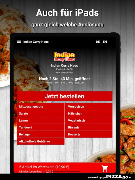 Indian Curry Haus Wiesbaden screenshot 7