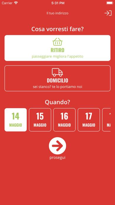 Il Trancio Pizzeria screenshot 1