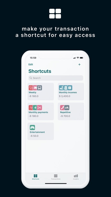 Lilium-Income,Expense tracker screenshot-8