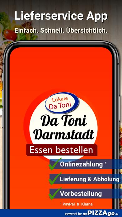 Lokale Da Toni Darmstadt screenshot 1