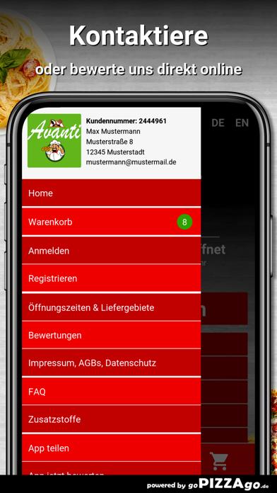 Avanti Duisburg screenshot 3