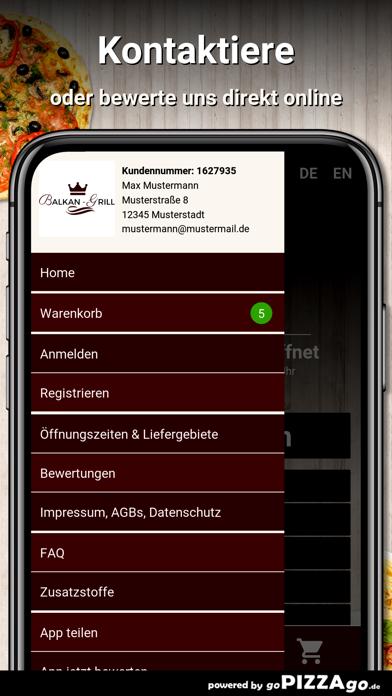Balkan-Grill Lübeck screenshot 3