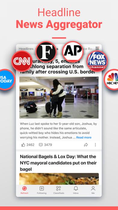 cancel News Break: Local Stories App subscription image 2