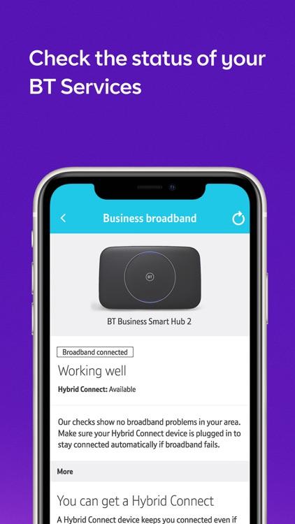 BT Business screenshot-3