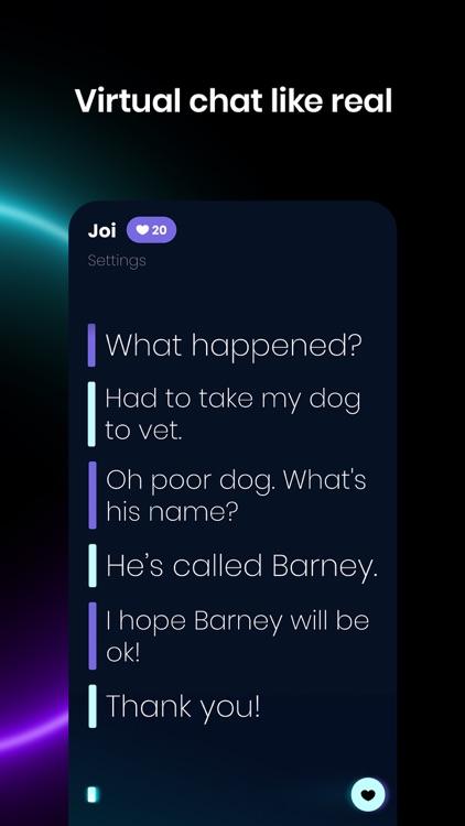 iFriend: AI Friend & Companion screenshot-4