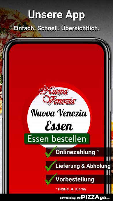 Nuova Venezia Essen screenshot 1