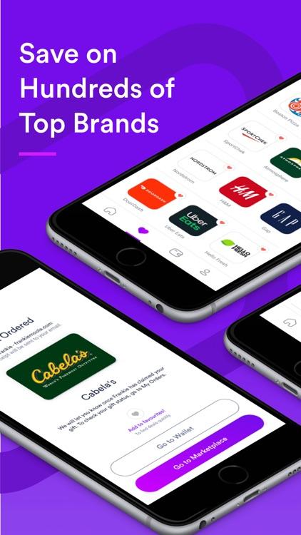 Moola - Buy & Store Gift Cards screenshot-3
